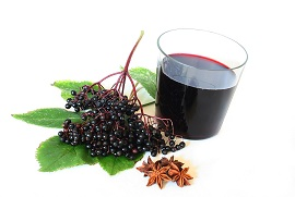 Elderberry Juice Elderberry Juice