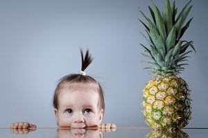 Pineapple Baby photography large 300x200 Pineapple Juice