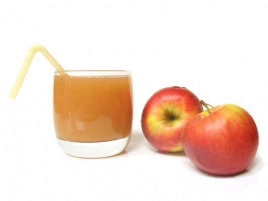 Benefits of cloudy apples juice