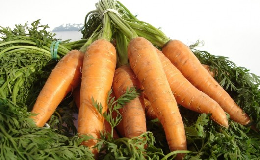 carrots3 530x327 Health Benefits Of Carrot Juice