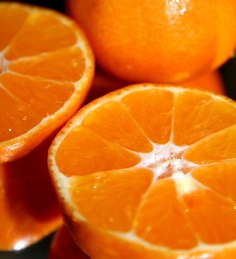 Health benefits of tangerine juice