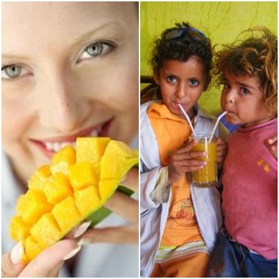 mango Mango Juice
