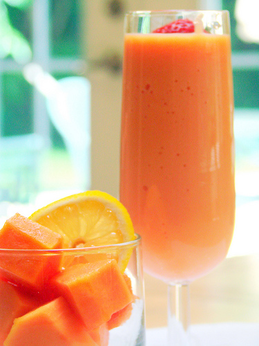 papaya juice Health Benefits Of Papaya Juice