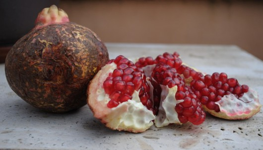 pomegranate 530x303 The Health Benefits Of Pomegranate Juice