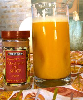 pumpkin pie juice small Pumpkin Juice
