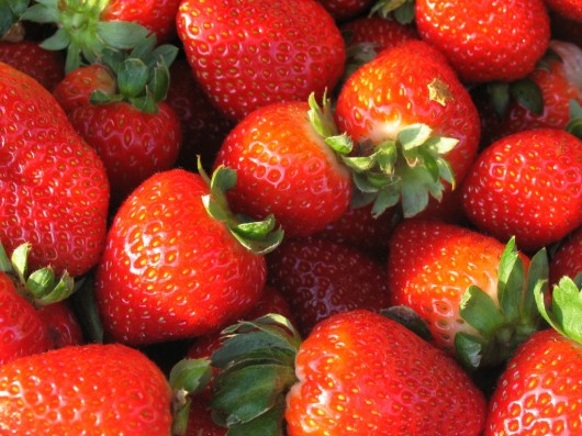 Health benefits of strawberry juice